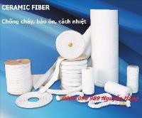 Ceramic Fiber Tape / Rope/ Cloth- Băn...